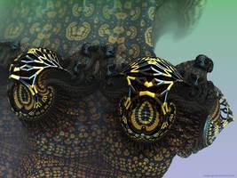 Salamander Surf - Pong 989 by batjorge