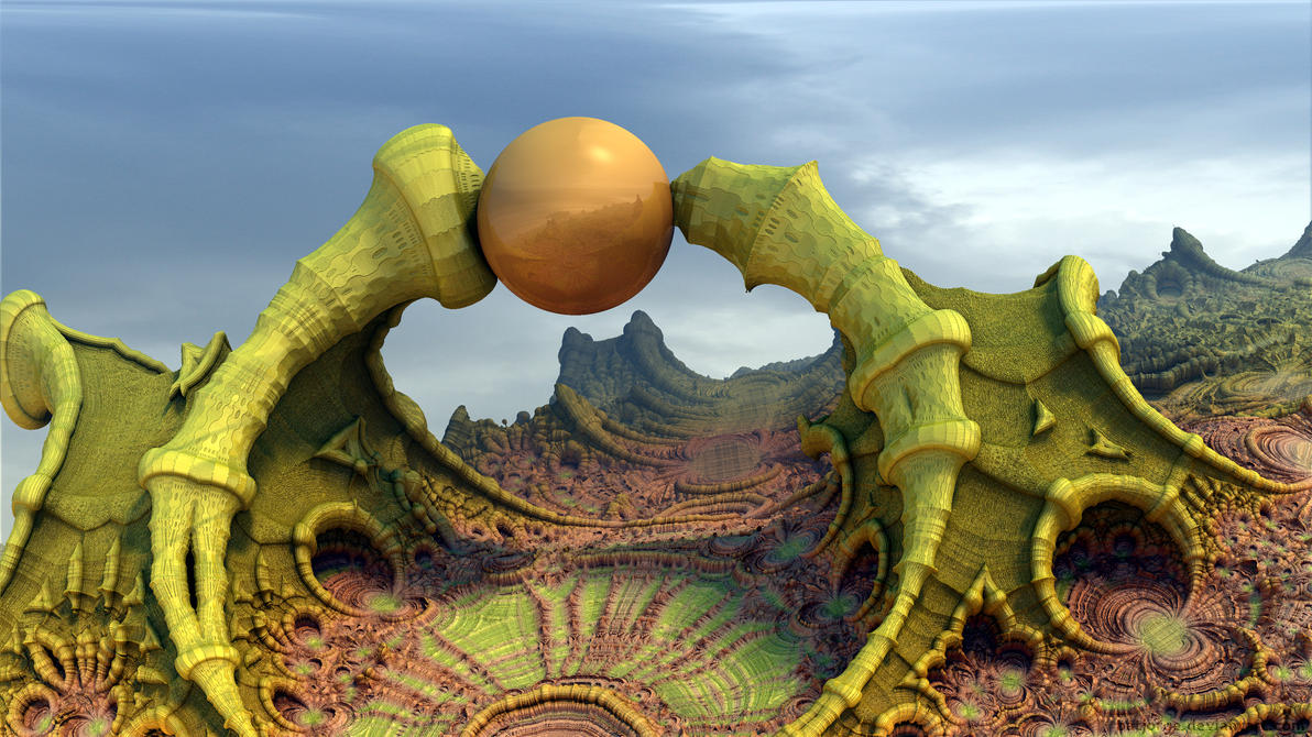 Magic Lands by batjorge