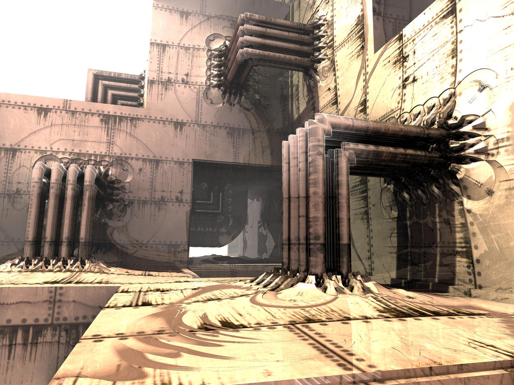 Post - Industrial by batjorge