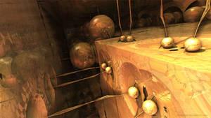 Golden Rooms - Pong 124