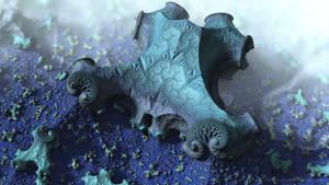 Blue Dawn - Pong 220