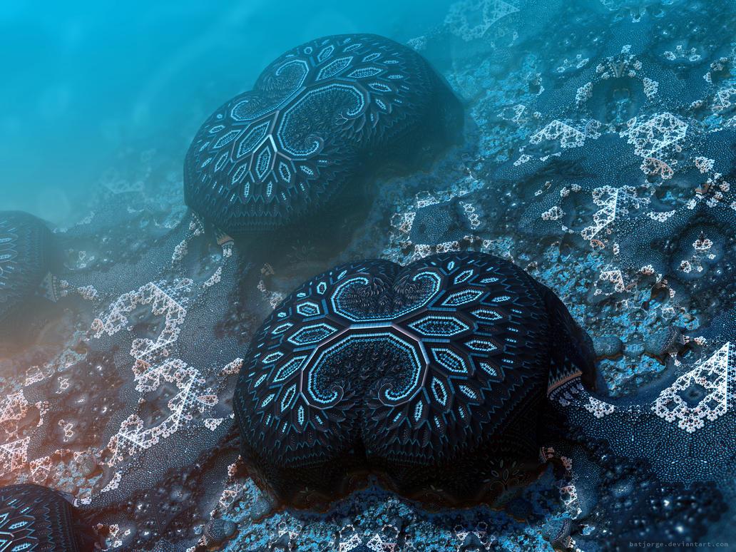 Deep Blue by batjorge