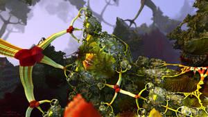 Jungle Fever - Pong 494 by batjorge