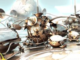 Lucid Dreaming by batjorge
