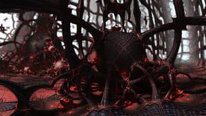 Evil Path by batjorge