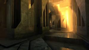 Concrete Abbey  by batjorge