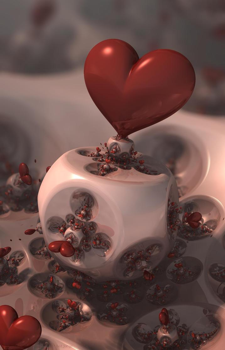 Eternal Heart by batjorge