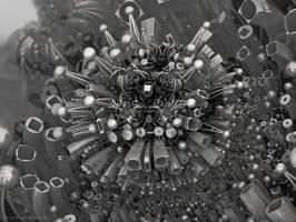 Biomechanics - Pong 108 by batjorge