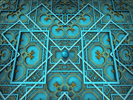 Geometric Experience - Pong 152