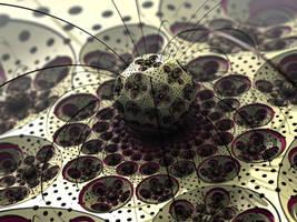 Menger Network - Pong 178 by batjorge