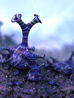 Alien Encounters by batjorge