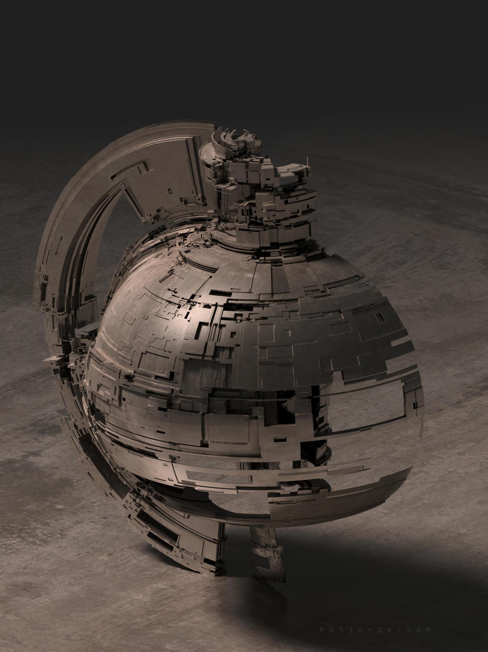 Vader's Desk