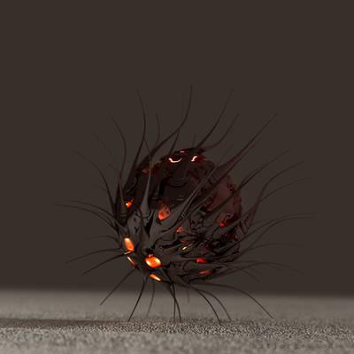 Alien Spores