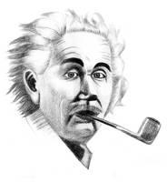Albert Einstein by diciembre7