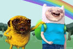 Adventure Time - Jake and Finn