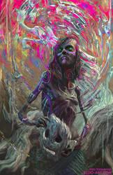 Witch by AldoK