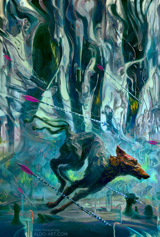 Hunt by AldoK