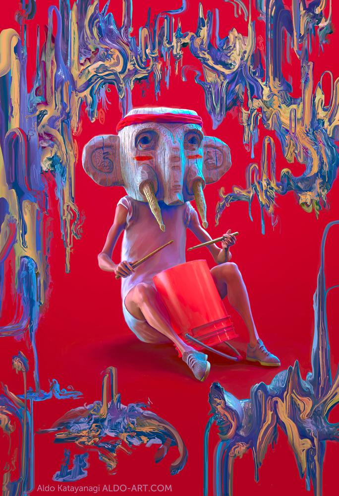 Drum Buddy by AldoK