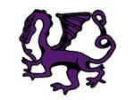 Der Purpurrote Drache