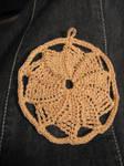 Brown Pinwheel