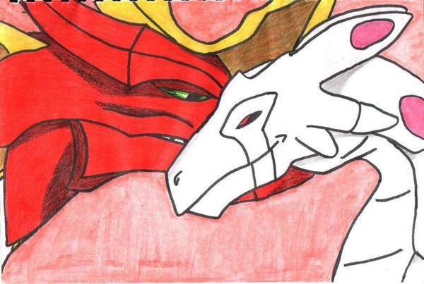 мои рисы :) - Страница 2 Drago_x_Wayvern_by_Water_Diamond