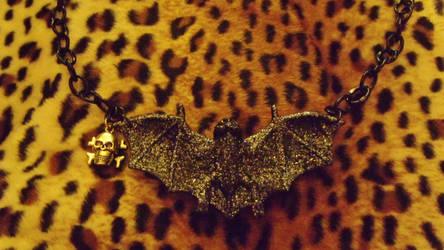 Bat Necklace