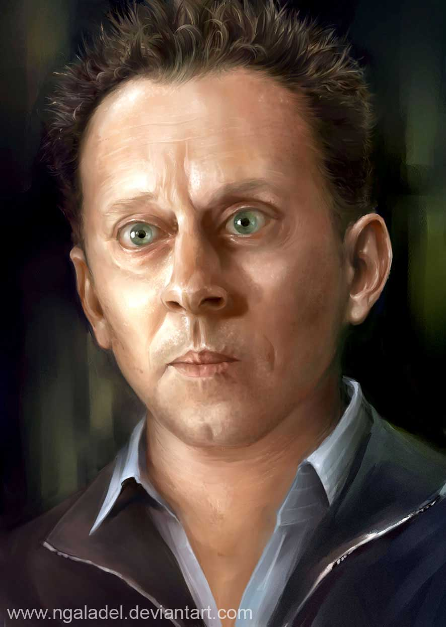 Ben Linus by Ngaladel