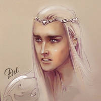 The Elf by Ngaladel
