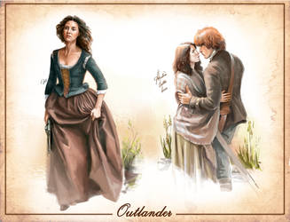 Outlander by Ngaladel
