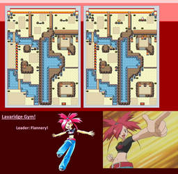 Lavaridge Gym Remake