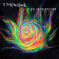 Timewave - High Inspiration EP cover by CaymArtworks