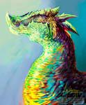 Coloured drake