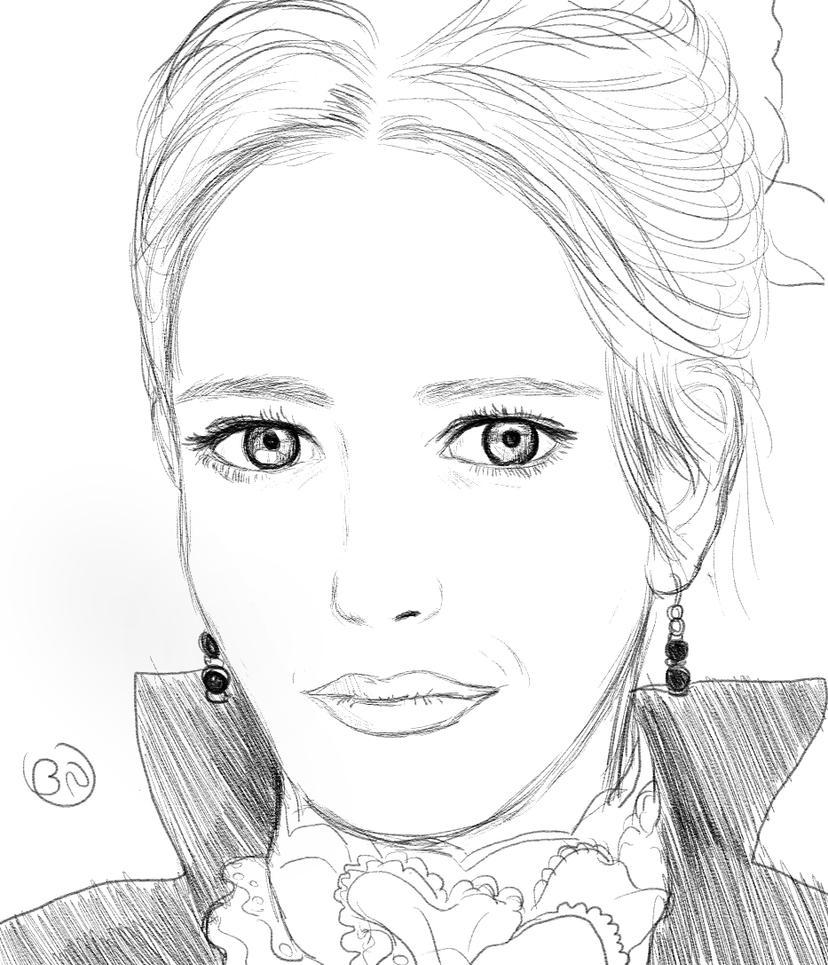 Vanessa by ReyEspectro