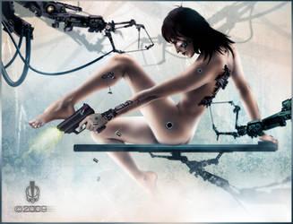 Metalchild:Escape by EduardoMonteiro