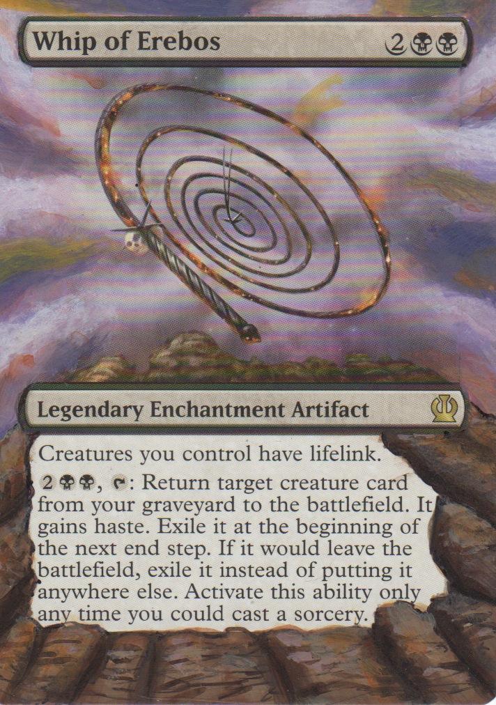 MTG Whip of Erebos