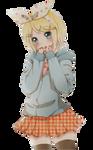 Rin Kagamine render