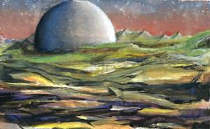 sci-fi Environment sphere by StickyFingazFo20