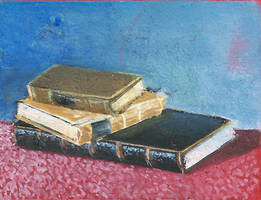 Goauche Book Rendering [WIP]