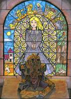 Fiona's Shrine by mistycat85