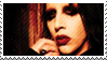 StampHeroes - Marilyn Manson by lonesomeaesthetic