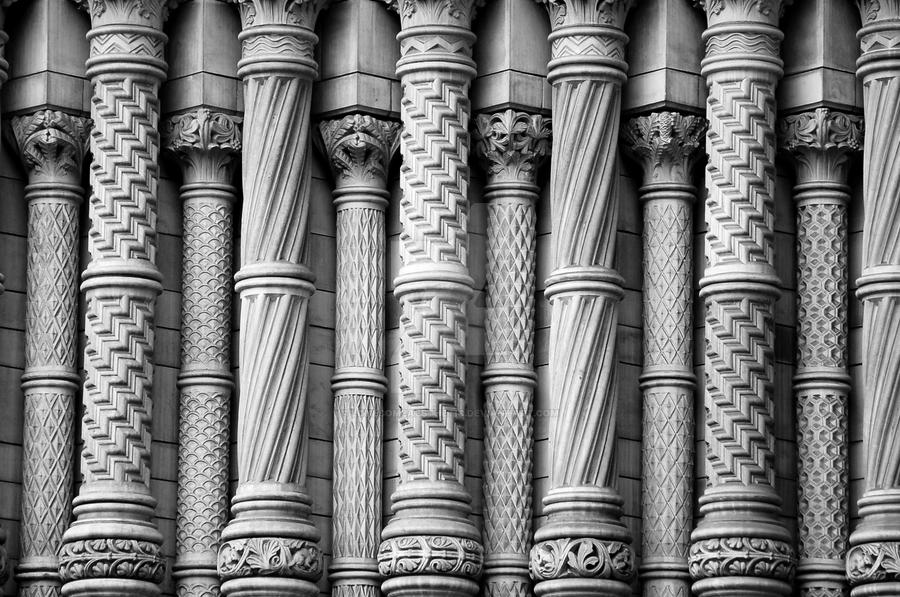 Columns by lonesomeaesthetic