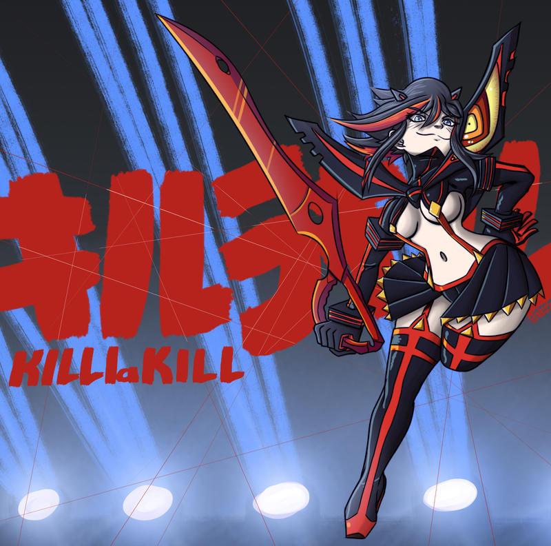 Kill La Killin It 2 by GraphicGinger