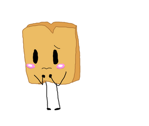 bfb/bfdi woody REQUEST by objectloverkaly