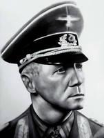 Erwin Rommel by R7artist