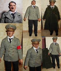 WW2 1/6 scale figure - Adolf Hitler by R7artist