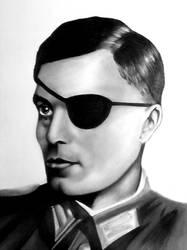 Claus von Stauffenberg by R7artist