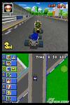 Sonic in Mario Kart