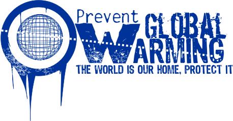 Prevent Global Warming Logo