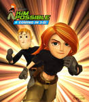 Kim Possible Teaser Poster