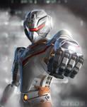 M.A.N.T.E.R.A - Powersuit 01